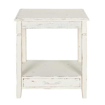Holmwood Wood End Table