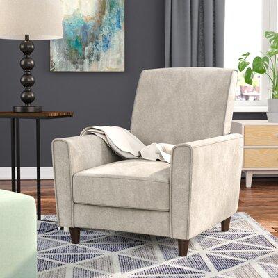 Harman Armchair Upholstery: Ivory