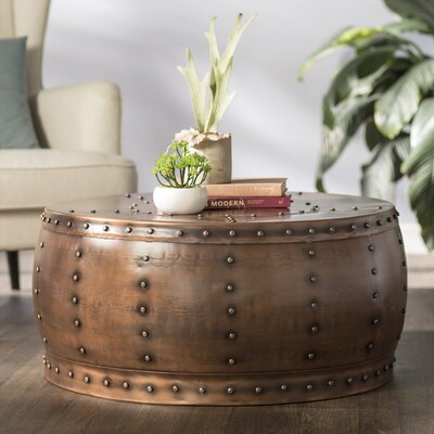 Espinoza Round Coffee Table