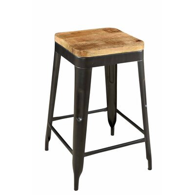 Yoshioka 24 Bar Stool (Set of 2)