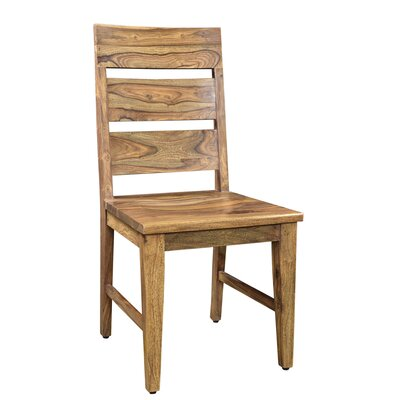 Cullen Solid Wood Dining Chair (Set of 2)