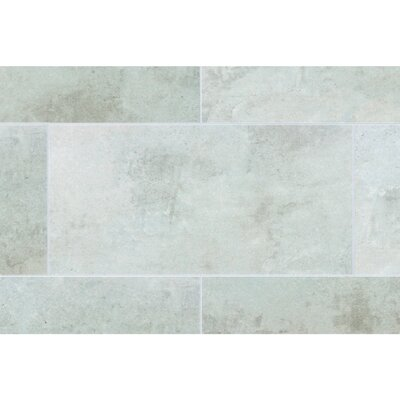 Easy Cover Pro 12 x 24 Natural Stone Field Tile in Zen Light