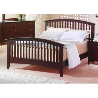 Doyon Panel Bed Size: King