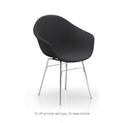 Castillo Armchair Upholstery: Dark Gray