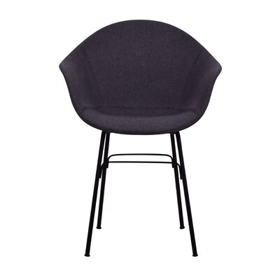 Castillo Armchair Upholstery: Dark Gray