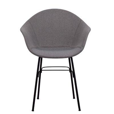 Castillo Armchair Upholstery: Gray
