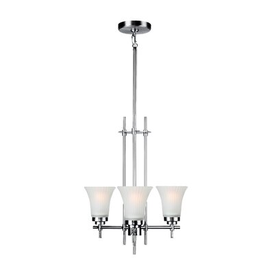 Jessop 3-Light Mini Chandelier