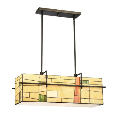 Telauges 4-Light Kitchen Island Pendant