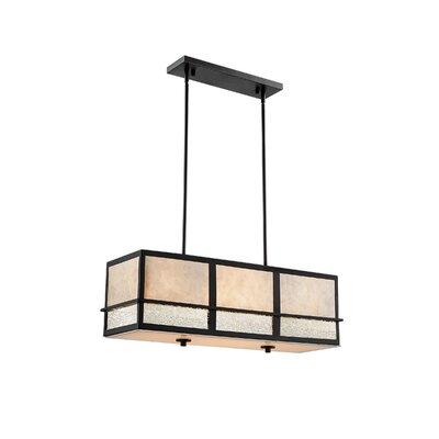 Frampton Cotterell 4-Light Kitchen Island Pendant