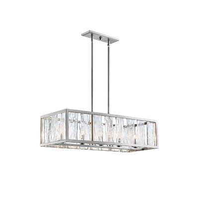 Fason 5-Light Kitchen Island Pendant
