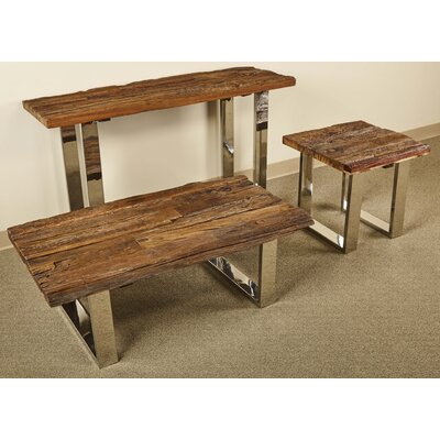 Walden 3 Piece Coffee Table Set