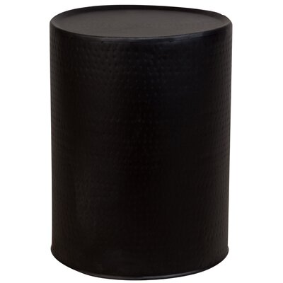 Bastow End Table Color: Black