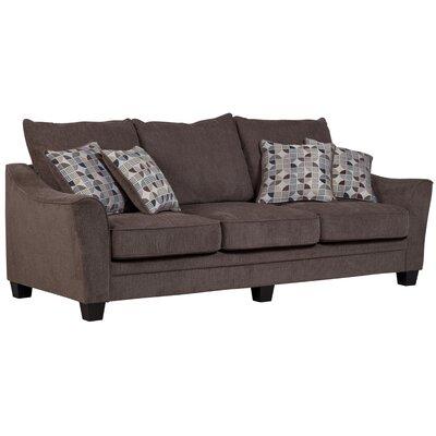 Haner Sofa Size: 39 H x 69 W x 38 D
