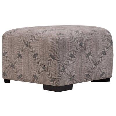 Skive Ottoman Upholstery: Aluminum