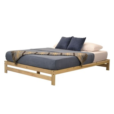 Trexler Platform Bed Size: Extra-Long Twin