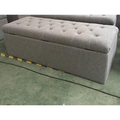 Kettner Upholstered Storage Ottoman