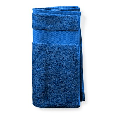 Wescott Hand Towel Color: Blue