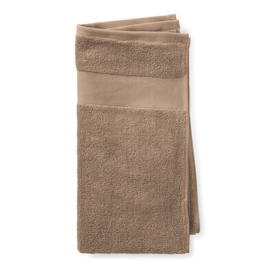 Wescott Washcloth Color: Brown