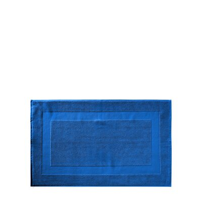 Wescott Shower Mat Color: Blue