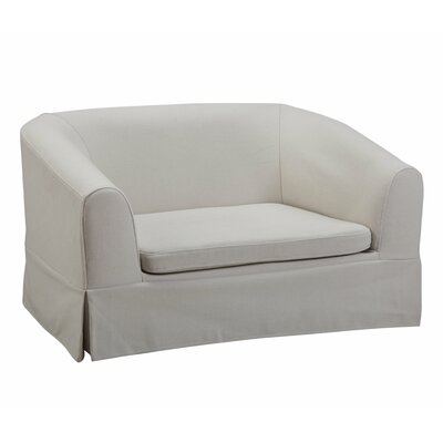 Molly Dog Sofa Color: Beige