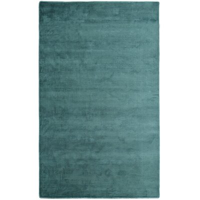 Ice Teal Area Rug Rug Size: Rectangle 5 x 7