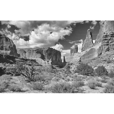 """'Arches_06' Photographic Print Format: Paper, Size: 11.18"""" H x 17.53"""" W x 2"""" D 4E0D84238F2049C0BCFD54386CD5224D"""