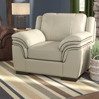 Braeden Club Chair Upholstery: Vanilla