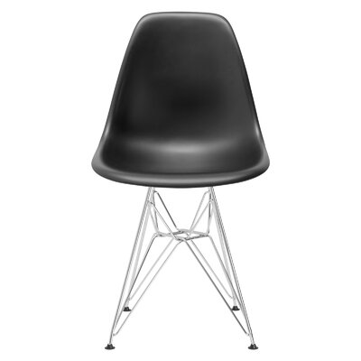 Rafael Dining Chair Color: Black