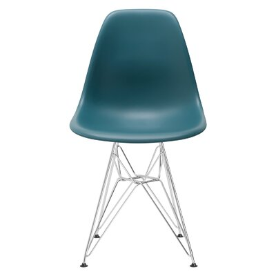 Rafael Dining Chair Color: Teal