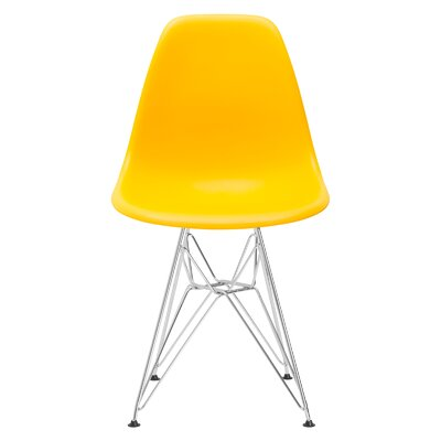 Rafael Dining Chair Color: Yellow