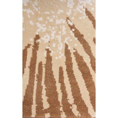 Mariani Modern Brown/Beige Area Rug