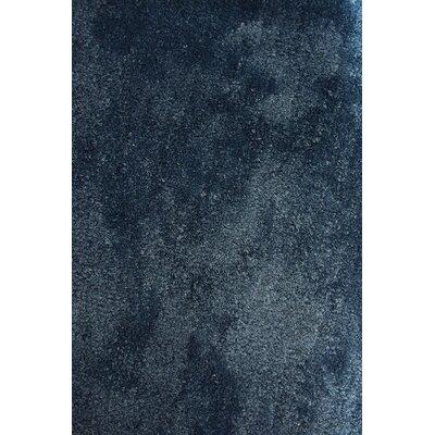 Wysocki Modern Navy Blue Area Rug