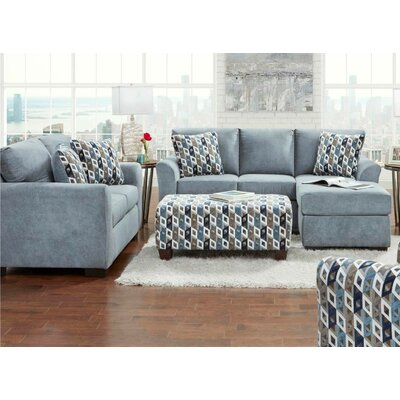 Paes 2 Piece Living Room Set