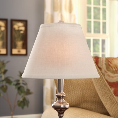 Modern Classics 12 Linen Empire Lamp Shade Color: Light Oatmeal
