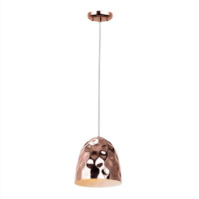 Garibay Bell 1-Light Mini Pendant