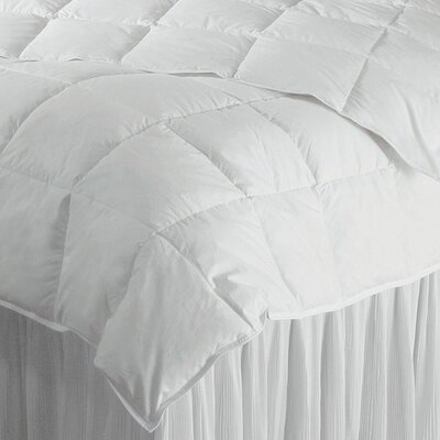 Hungarian Lightweight Down Comforter Size: Queen