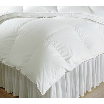 Sweet Dreams All Season Down Comforter Size: Full/Double