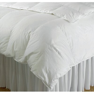 Budapest All Season Down Comforter Size: Twin