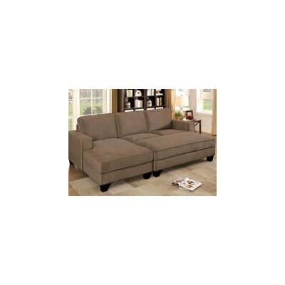 Doolan Sectional with Ottoman