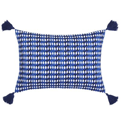 Samba De Roda Allover Lumbar Pillow