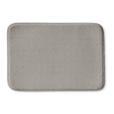 Logston Memory Foam Bath Rug Size: 36 L x 24 W, Color: Taupe