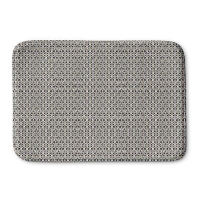 Maysonet Memory Foam Bath Rug Size: 36 L x 24 W