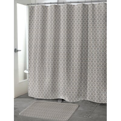 Manahan Shower Curtain Size: 70 H x 72 W