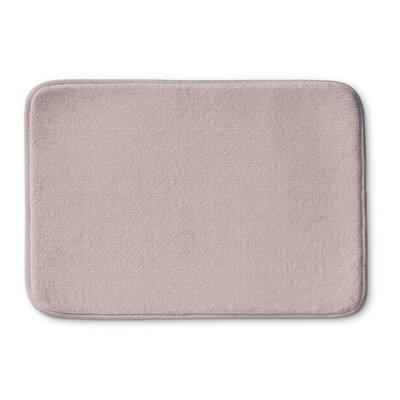 Logston Memory Foam Bath Rug Size: 36 L x 24 W, Color: Pink