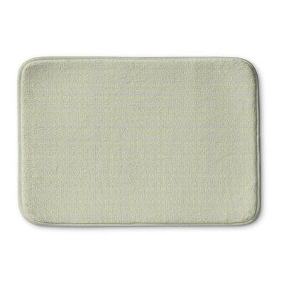 Stave Memory Foam Bath Rug Size: 24 L x 17 W