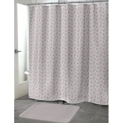 Hepp Shower Curtain Size: 70 H x 72 W