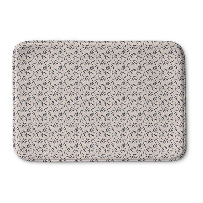 Stayton Memory Foam Bath Rug Size: 24 L x 17 W