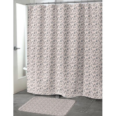 Laureano Shower Curtain Size: 70 H x 72 W