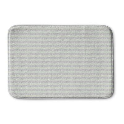 Hartnett Memory Foam Bath Rug Size: 24 L x 17 W, Color: Green