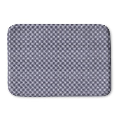 Mazurek Memory Foam Bath Rug Size: 36 L x 24 W, Color: Purple